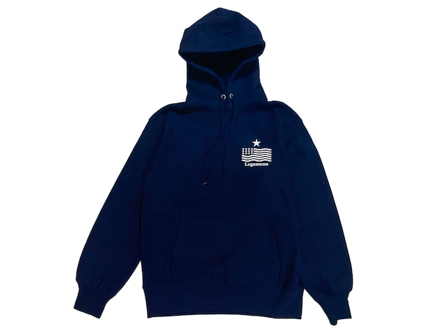 10/23[土]発売【STAR logo hoodie】 / navy