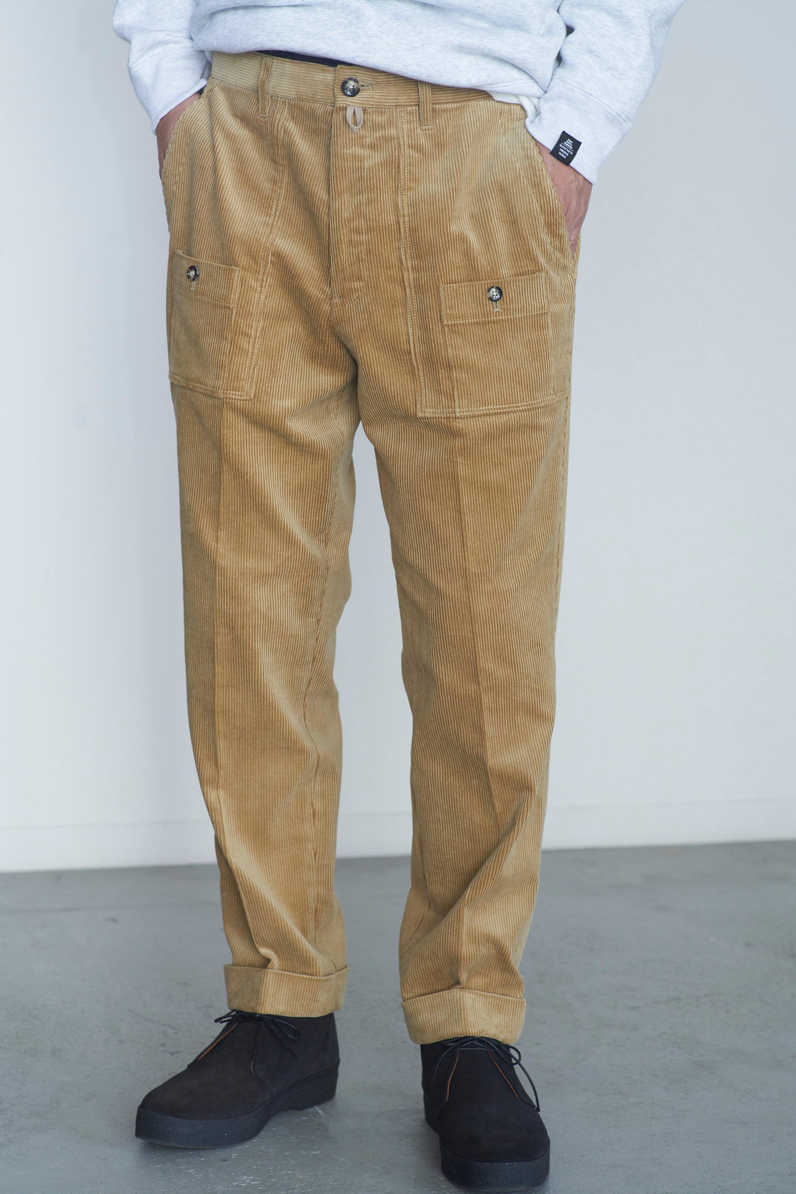BARNSTORMER DRESS BUSH pants