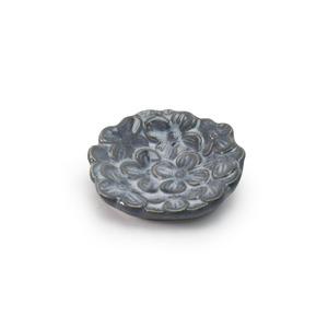 aito製作所 「リアン Lien」 プチプレート 箸置き グレー 美濃焼 267897
