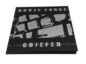 [USED] Griefer - Brute Force (2007) [CD]