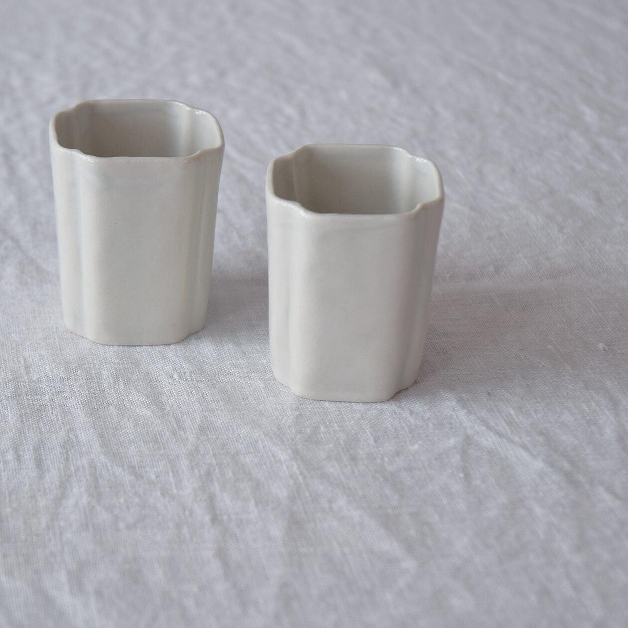 三浦ナオコ Naoko Miura 隅切り筒杯