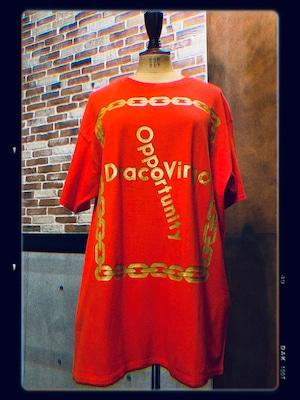 ビッグシルエットTshirt(Opportunity)/ Big Silhouette Tshirt