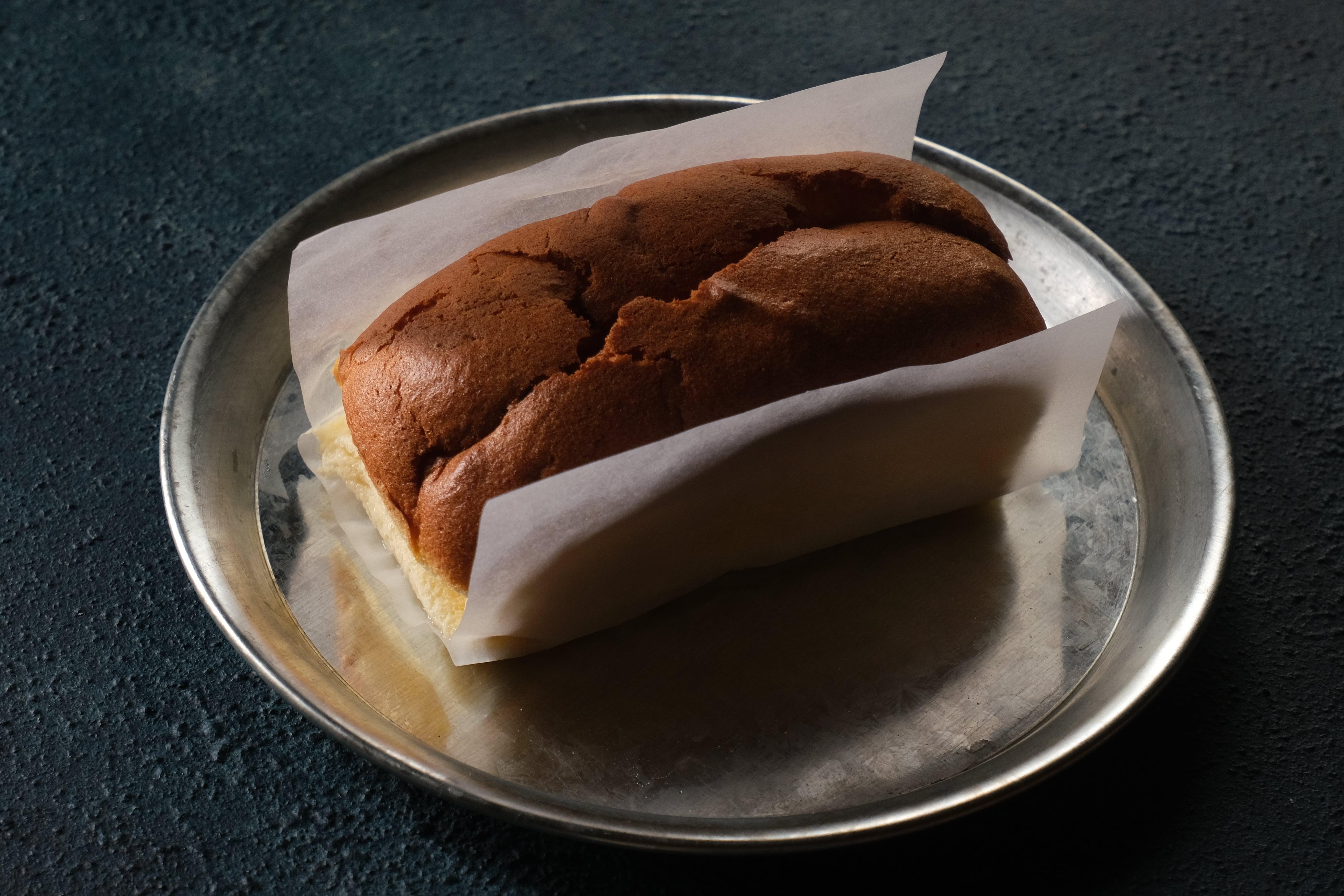 冷やして食べるバターケーキ(ハーフサイズ)