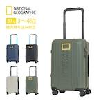 NAG-0800-49 [クーポン対象]スーツケース Sサイズ 機内持ち込み キャリーケース Nationalgeographic ナショナルジオグラフィック