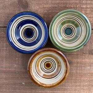豆まんじゅうん鉢/線彫り