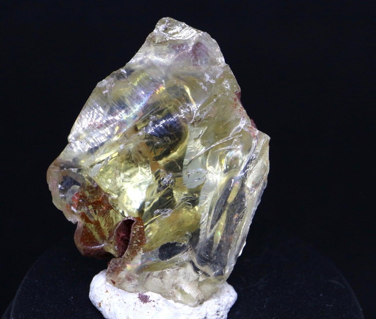 オレゴンサンストーン 7,9g SUN017  鉱物 天然石 原石