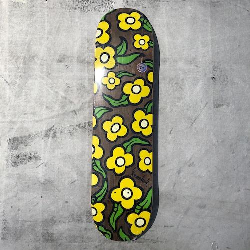 KROOKED / WILDSTYLE FLOWERS / 7.875x31.3inch (20x79.5cm)
