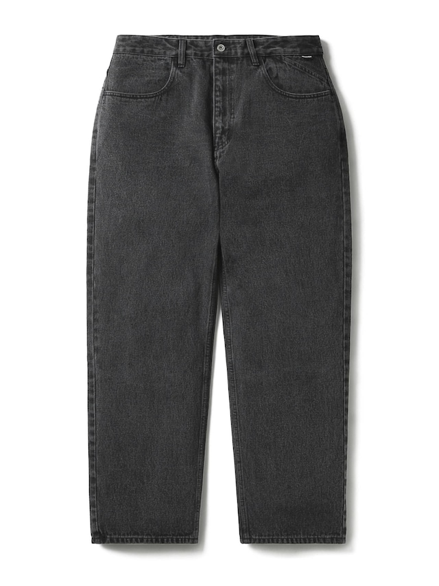 THISISNEVERTHAT WASED EASY JEAN BLACK