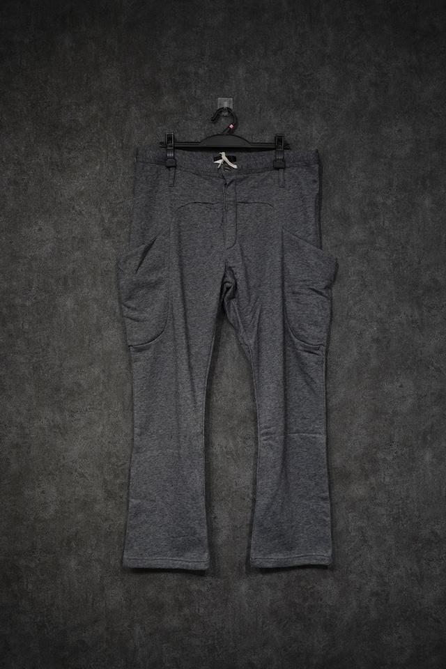 【発掘 2021緊急事態延長SALE】keisukeyoneda drop Pocket easy  pants