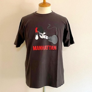 Disney / T-shirts MANHATTAN CHARCOAL