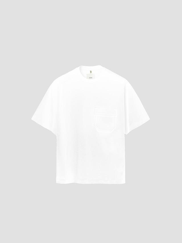 OAMC CLAES S/S T-SHIRT White OAMT701268