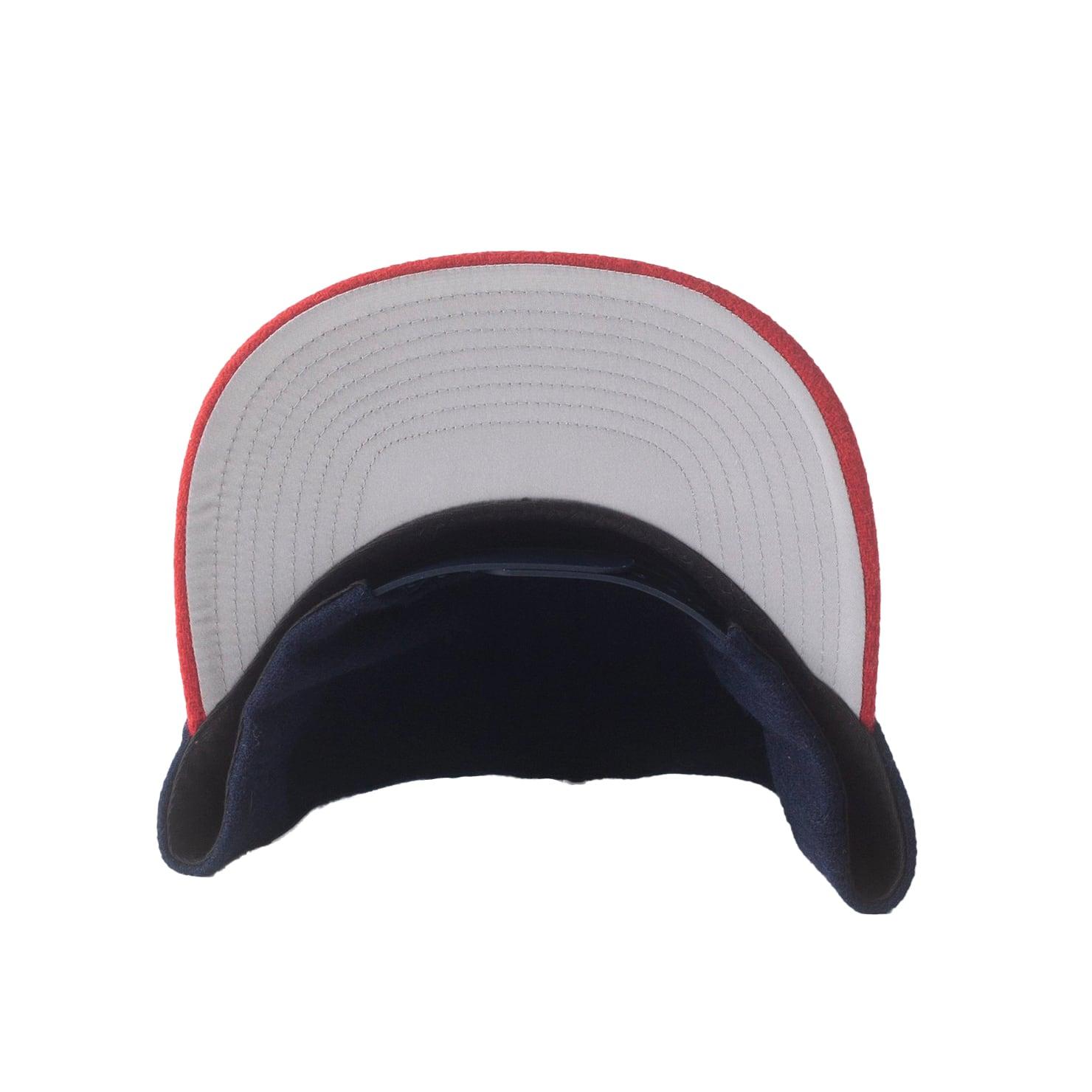 FRAVES BASEBALL CAP / NAVY RED - 画像4