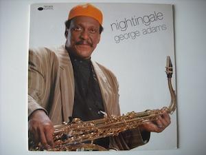 【LP】GEORGE ADAMS / NIGHTINGALE