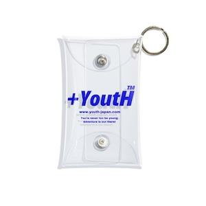 +YoutH Original Logo Mini Clear MultiCase YH0502