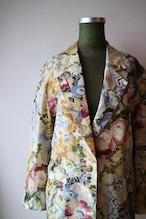 Watercolor light jacket