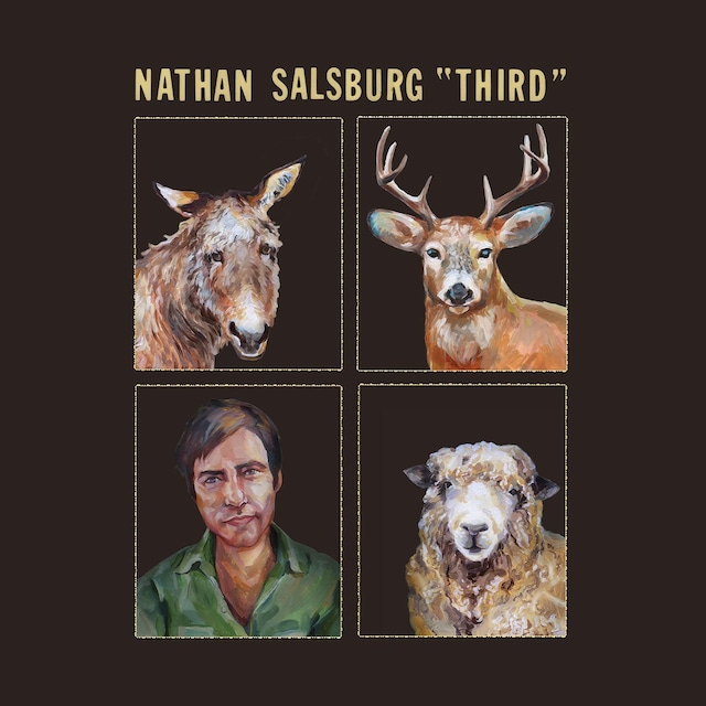 【CD】Nathan Salsburg -Third(No Quarter)