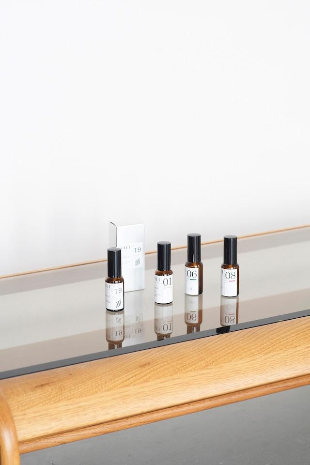 5W1H Space Fragrance