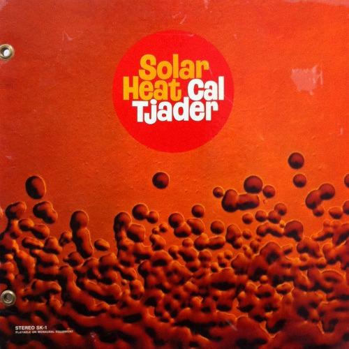 【USED/LP】CAL TJADER- SOLAR HEAT(US ORIGINAL)