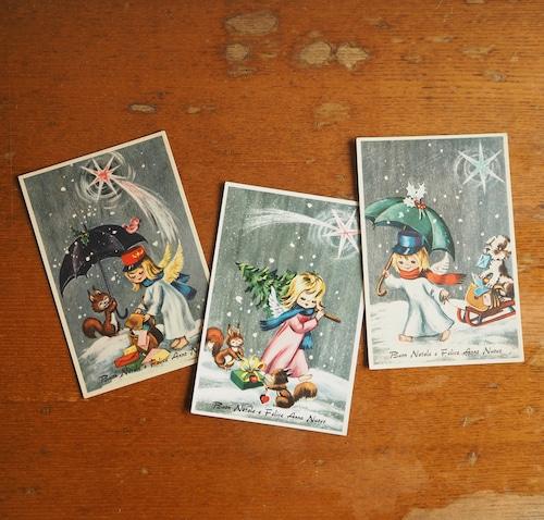 イタリアのクリスマスカード D