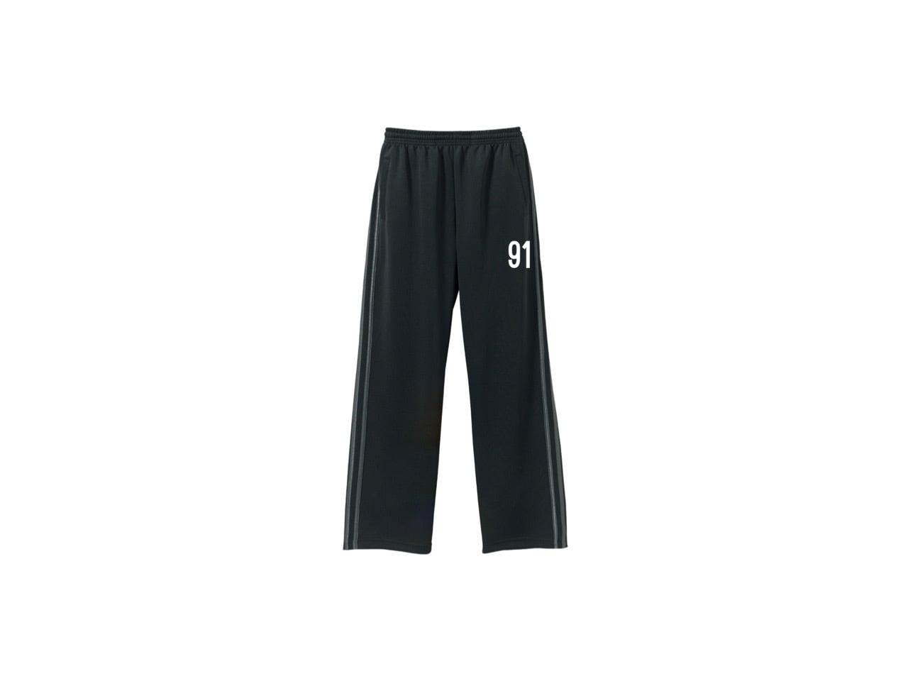 coguchi 91s dry pants (BLK/BLK)