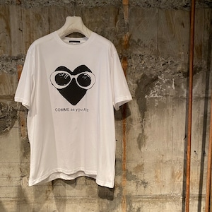 BLACK SCORE【ブラックスコア 】BSMCC COMME  Tシャツ(WHITE).