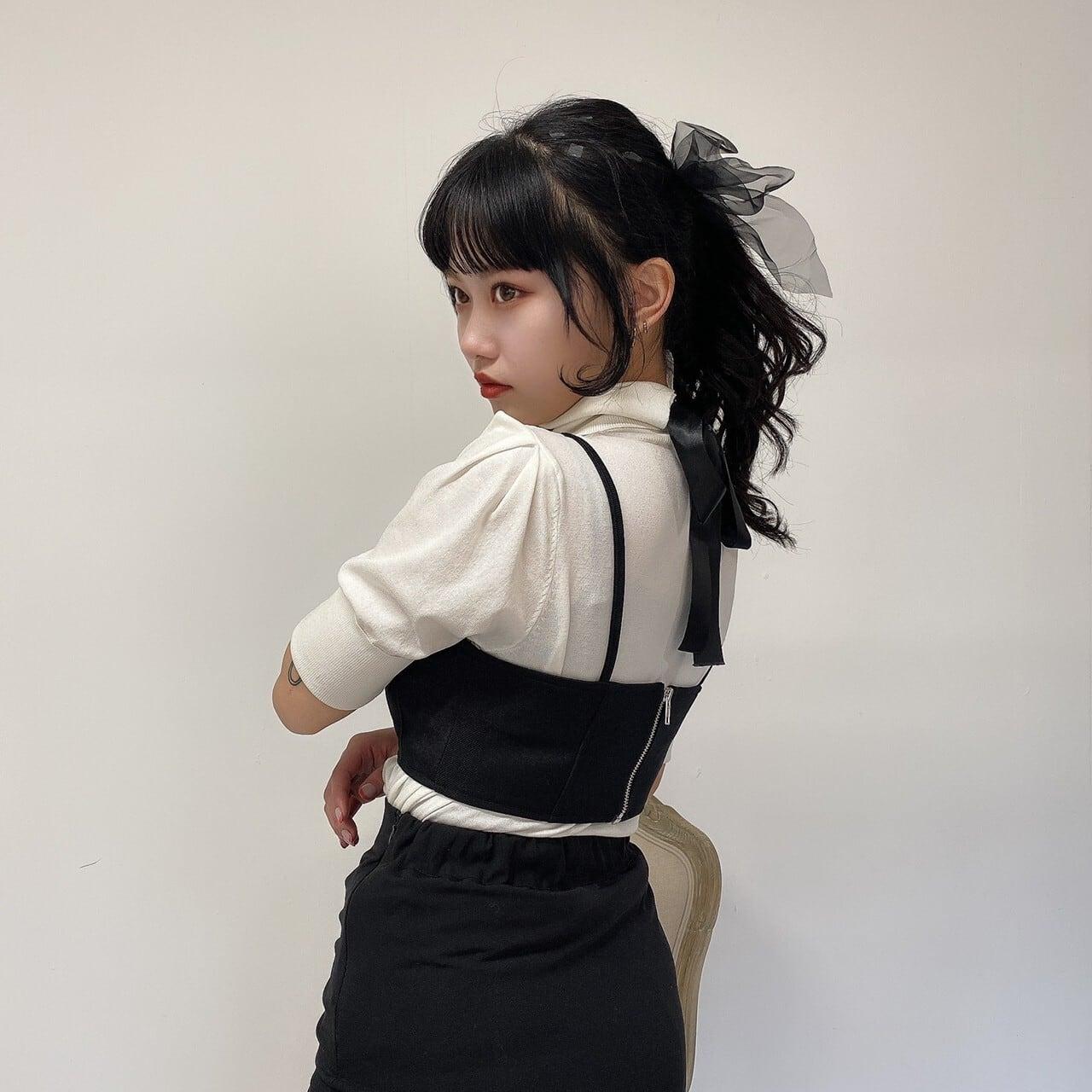 【Belle】LAST2 basic bustier