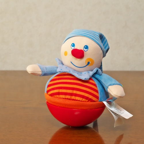 HABA おきあがり人形 キャスパー