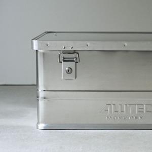 ALUTEC / ALUMINIUM BOX CLASSIC 48L