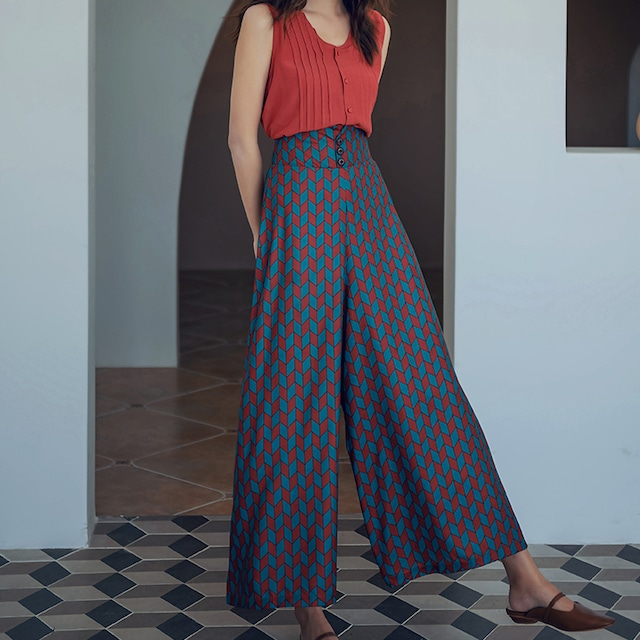 Retro pants KRE786