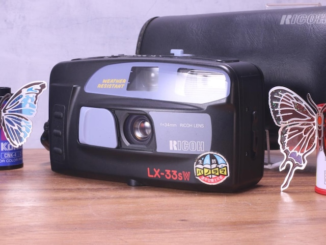 RICOH LX-33 SW