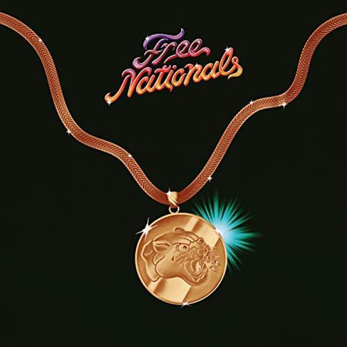 【ラスト1/CD】Free Nationals - Free Nationals