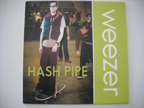 """【7""""】WEEZER / HASH PIPE"""