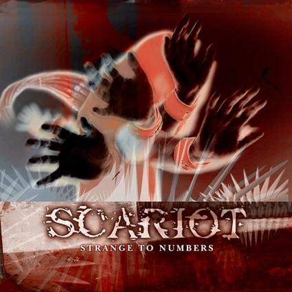 "SCARIOT ""Strange to Numbers""日本盤"