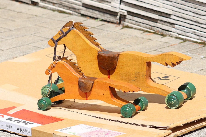 【ドイツ】馬のプルトイ(大)/1950-60年代