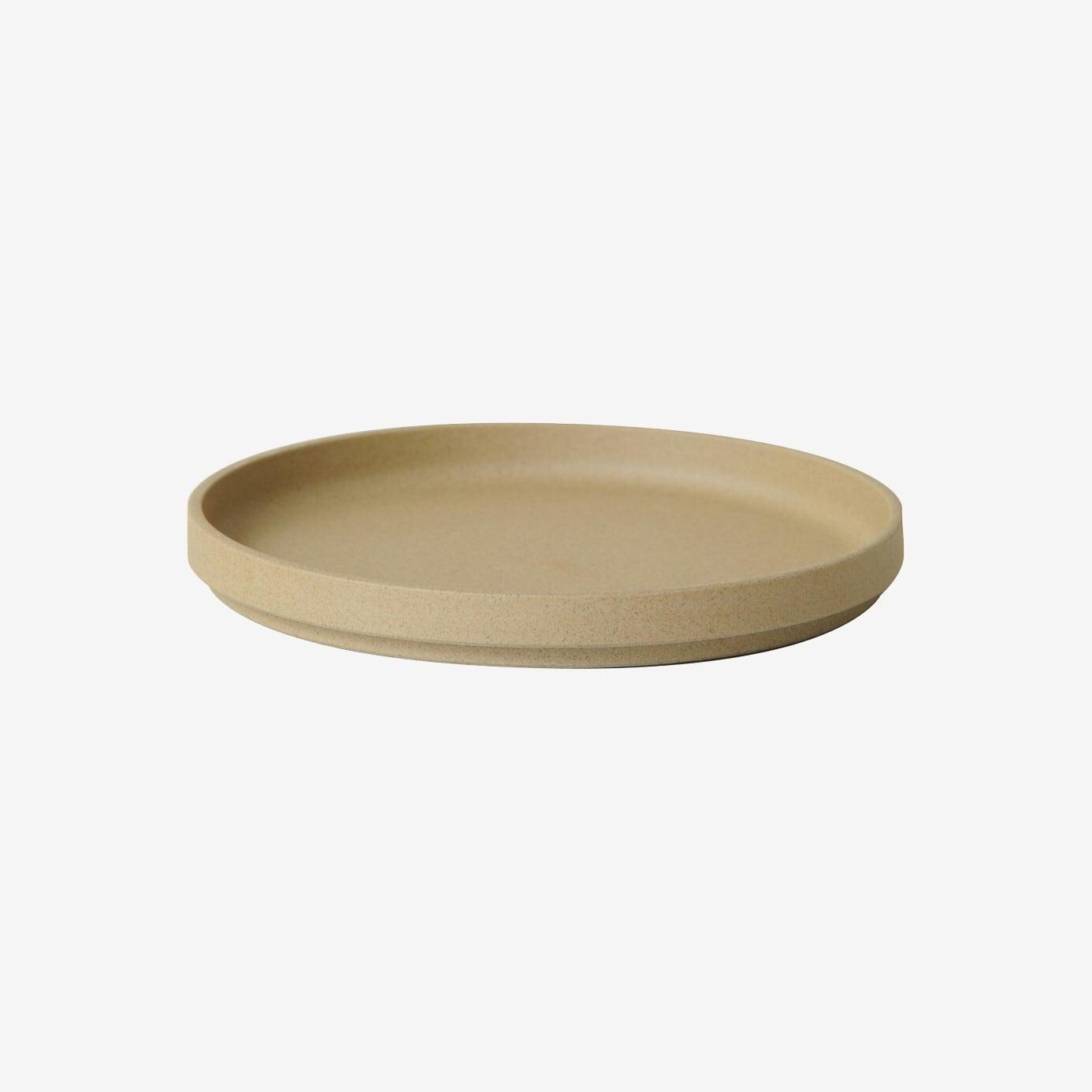HASAMI PORCELAIN (ハサミポーセリン) Plate (Natural / ナチュラル) 【185x21】HP003
