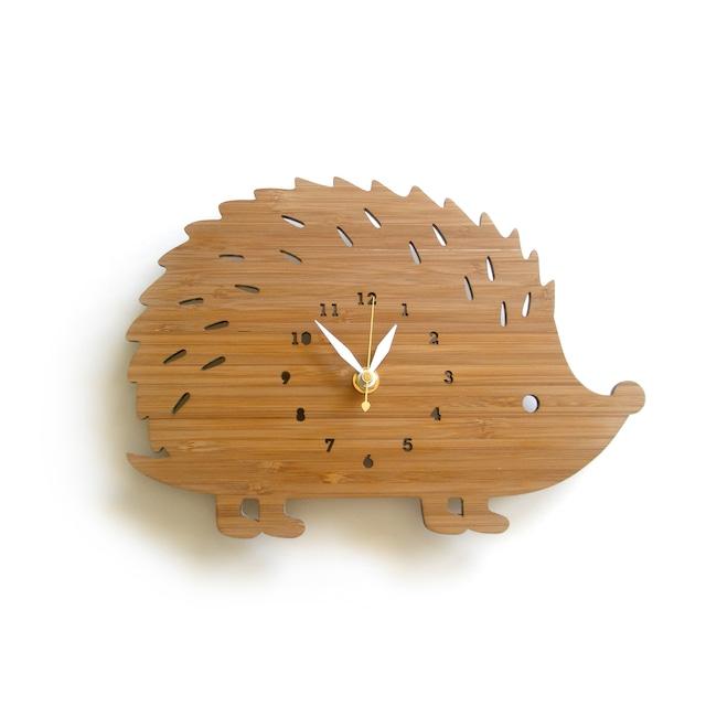 HEDGEHOG ハリネズミの掛け時計