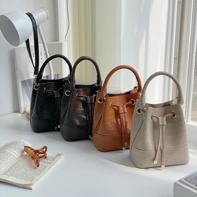 Fake leather bag KRE1099
