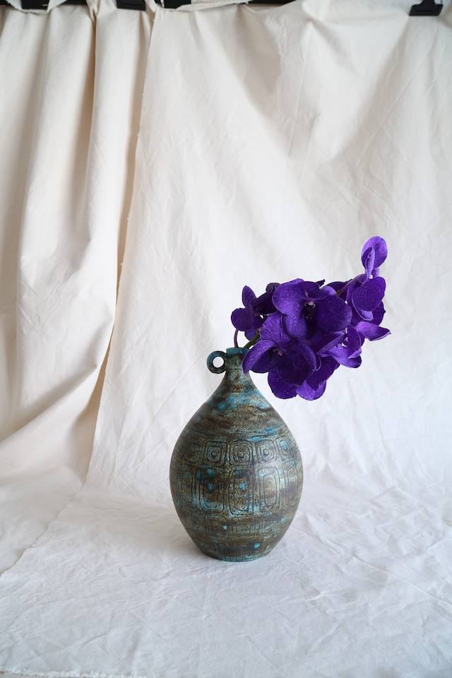 P.Barat Flower Vase 1950-1960s
