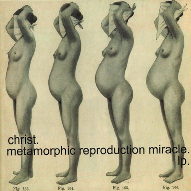 Christ. - Metamorphic Reproduction Miracle (2LP) - メイン画像