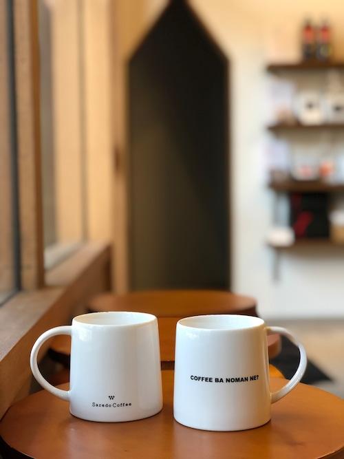 COFFEE BA NOMAN NE? オリジナルマグ
