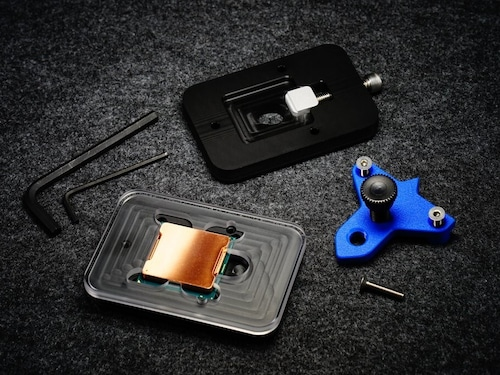 Copper UPGRADE Kit - Intel 10th Gen(10th Gen Copper Upgrade kit)