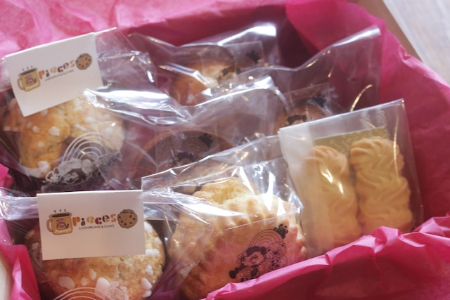 おまかせ焼き菓子セット
