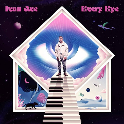【ラスト1/CD】Ivan Ave - Every Eye