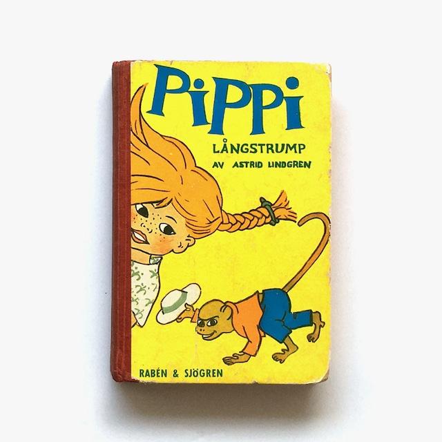 アストリッド・リンドグレーン「Pippi Långstrump(長くつ下のピッピ)」《1954-02》