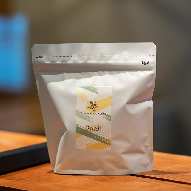 コーヒー豆 ブラジル 200g