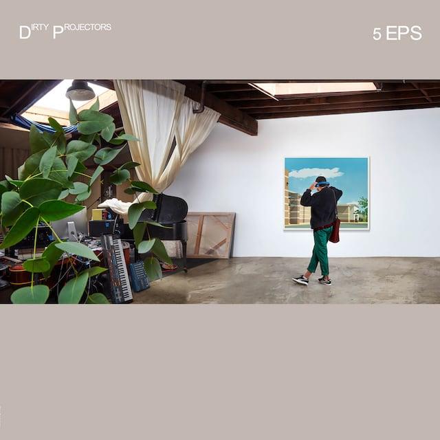 Dirty Projectors - 5EPs (LTD. Crystal Clear 2LP)