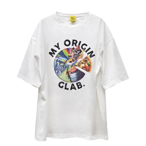 MY ORIGIN BIG T-Shirts / White