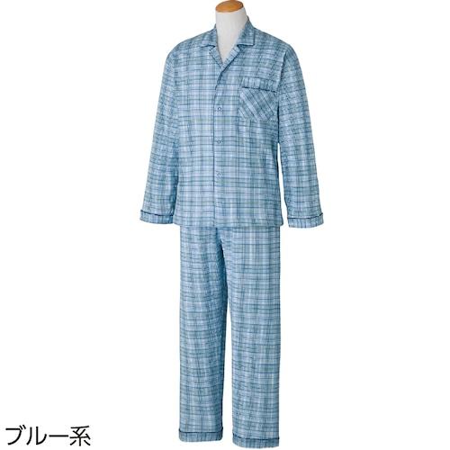 紳士・ホックパジャマ
