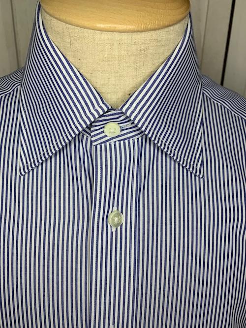 シャツ(単品)Mサイズ セミワイド ロンドンストライプ