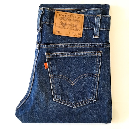 """90's Levi's 517  W 30inch """"MADE IN USA"""" <Used>"""